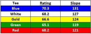 Slope-Rating for Website Scorecard PIC